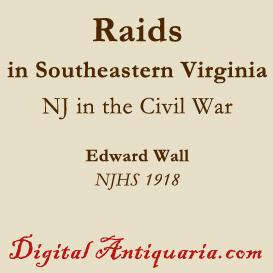 Raids on Southeastern Virginia | eBooks | History