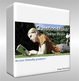 question maker teacher version 1.00