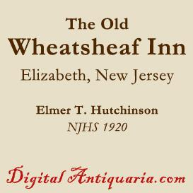 The Old Wheatsheaf Inn | eBooks | History