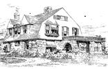 American Domestic Architecture | eBooks | Home and Garden