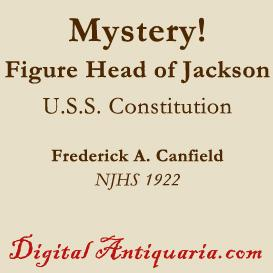 Figure Head of Jackson | eBooks | History