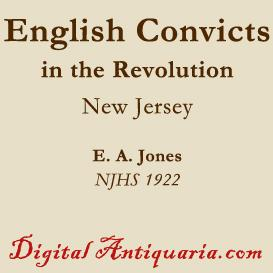 English Convicts in the American Revolution | eBooks | History