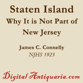 How New York Acquired Staten Island | eBooks | History