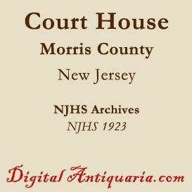 morris county court house (new jersey)