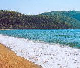stoney beach waves (1 hr)