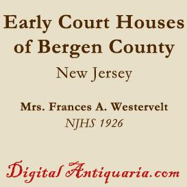 early court houses of bergen county