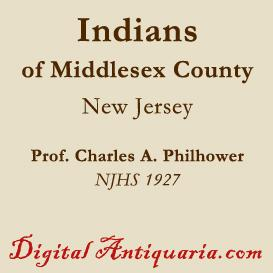 Indians of Middlesex County | eBooks | History