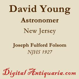 David Young, Philom, the New Jersey Astronomer | eBooks | History