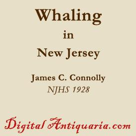 Whaling in New Jersey | eBooks | History