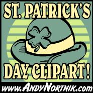 St. Patrick's Day Clipart | Photos and Images | Clip Art