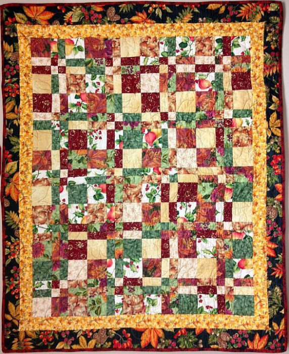 First Additional product image for - Exuberance Quilt Pattern