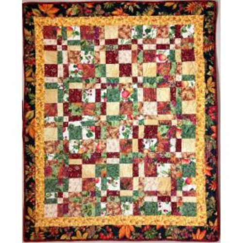 Second Additional product image for - Exuberance Quilt Pattern