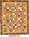Exuberance Quilt Pattern | Crafting | Sewing | Bed and Bath