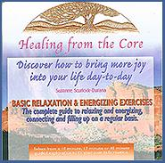 healing from the core: basic relaxation & energizing exercises