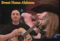 learn to play sweet home alabama by lynard skynard