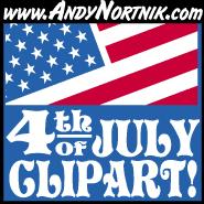 4th of July Clipart | Photos and Images | Clip Art