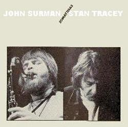 stan tracey/john surman - chalk blue