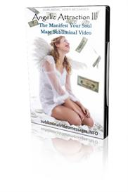 angelic attraction iii 3 manifest your soul mate subliminal video