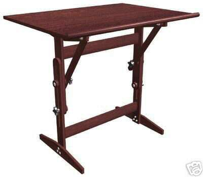 Charmant Plan To Build A Adjustable Drafting Table Easy To Read | EBooks | Home And  Garden