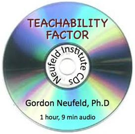 teachability factor keynote audio