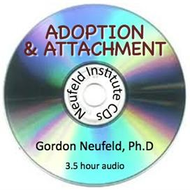adoption & attachment audio version