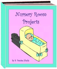 Nursery Room Projects | eBooks | Arts and Crafts