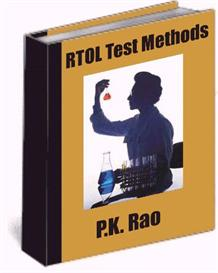 RTOL Chemical Test Methods Ebook | eBooks | Science