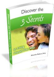 Discover The 3 Secrets to Living Happily Ever After | eBooks | Self Help