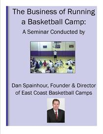 the business of running a basketball camp