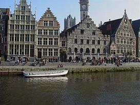 podtour of ghent