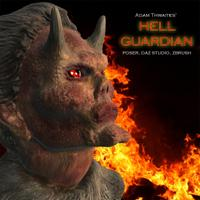 Hell Guardian | Software | Design