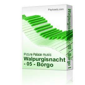 walpurgisnacht - 05 - borgo borgo