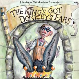 the kings got donkeys ears audiobook mp3
