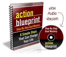 action blueprint step by step mastery with audio resell