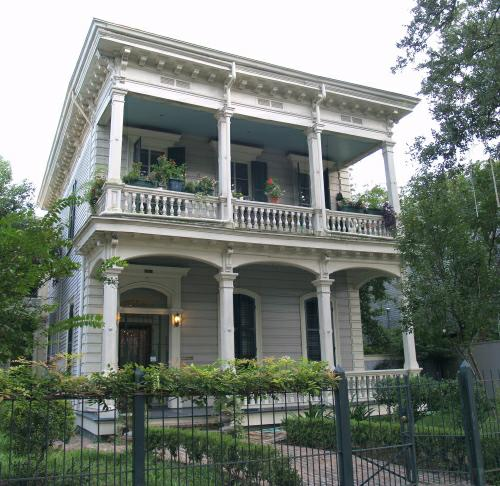 Elegant New Orleans Garden District IPod MP3 Audio Walking Tour | Software | Mobile Design Inspirations