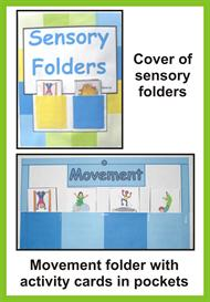 Sensory Integration Folders | eBooks | Education
