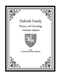 Dubrish Family History and Genealogy | eBooks | History