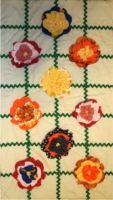Flower Garden Wall Hanging Pattern | eBooks | Arts and Crafts
