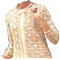 Spring Jacket Crochet Pattern | eBooks | Arts and Crafts