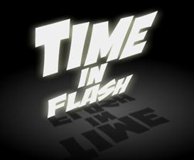 time in flash tutorial