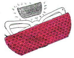 Crochet Eyeglass Case Pattern | eBooks | Arts and Crafts