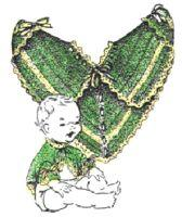 Baby's Shoulder Wrap Crochet Pattern | eBooks | Arts and Crafts