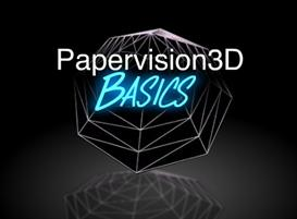 Papervision 3D Basics Tutorial | Movies and Videos | Educational