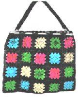 Afghan Stitch Bag Crochet Pattern | eBooks | Arts and Crafts