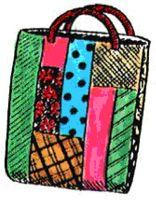easy scrap tote bag pattern