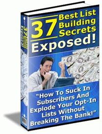 37 best list building screts exposed - mrr