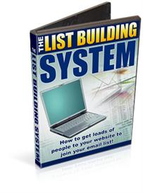 list building video system-rights