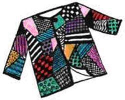patchwork jacket pattern
