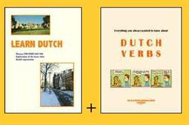 combi learn dutch + dutch verbs
