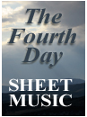 the fourth day - sheet music